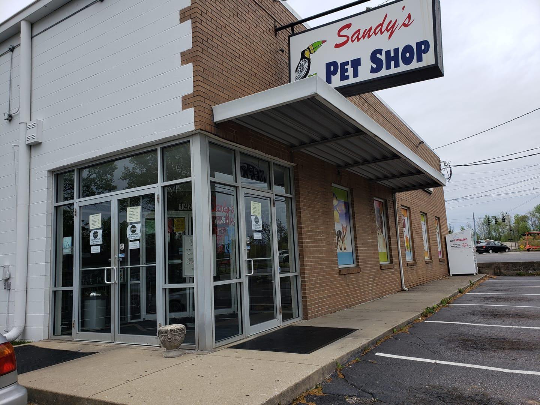 Sandy's Pet Shop